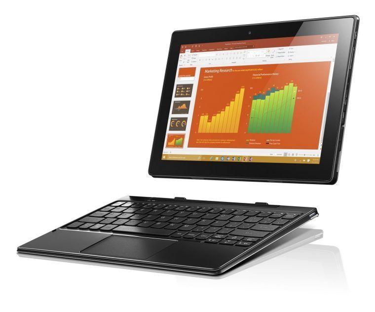 comprar tablet lenovo con teclado